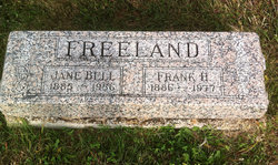 Jane Belle <i>Uncapher</i> Freeland