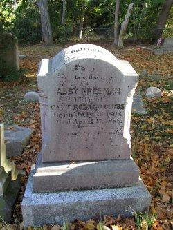Abby <i>Freeman</i> Gibbs