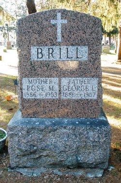 George L Brill