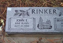 John E. Rinker