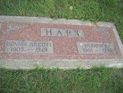 Bonnie Myrtle <i>Silcott</i> Hart