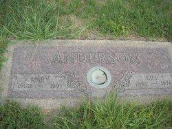 Mary Vernice <i>Sullivan</i> Anderson