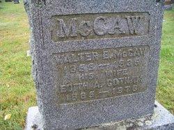 Edith Annie <i>Cotnam</i> McCaw