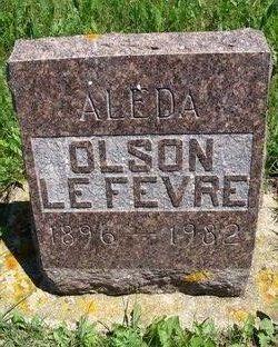Aleda <i>Finnestad</i> Lefeure