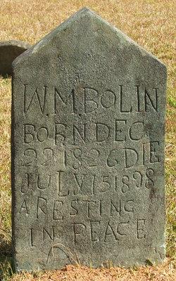 William Bolin