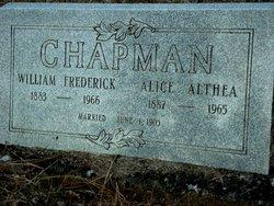Alice Althea Chapman