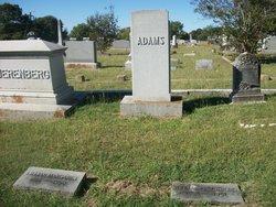Lillian Margaret <i>Schuerenberg</i> Adams