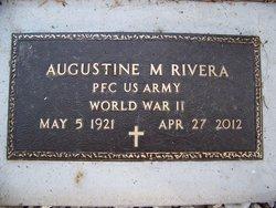 Augustine M Rivera