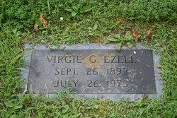 Virgin Mary Virgie <i>Greenhill</i> Ezell