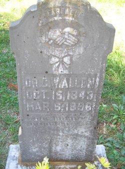 Dr C. W. Allen