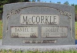 Daniel Lafayette Fate McCorkle