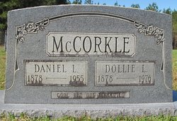 Dollie Louise <i>Pilcher</i> McCorkle