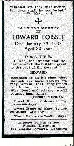 Edward Foisset