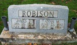 James D Robison