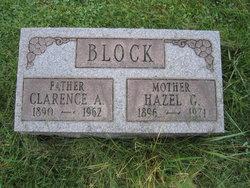Hazel Genevieve <i>Cook</i> Block