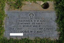 Frederick Dionisio Carmelo Fred D'Alo, Jr