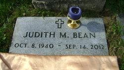 Judith M <i>Hemenway</i> Bean