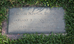 Margaret Louise <i>Newton</i> Bridge