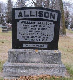 Florence A. <i>Grover</i> Allison