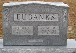 Myrtle <i>Odham</i> Eubanks