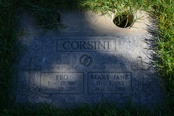 Mary <i>Golick</i> Corsini