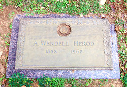 Abraham Wendell Herod