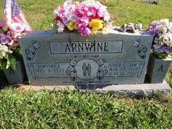 Junior G Sam Arnwine