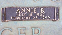 Annie <i>Blalock</i> Ballenger