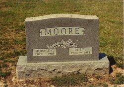 Horace C Moore