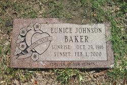 Eunice Johnson Baker