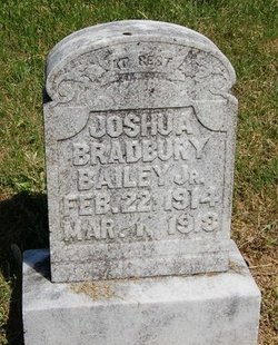 Joshua Bradbury Bailey, Jr