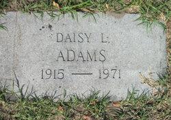 Daisy L. Adams