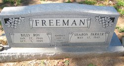 Billy Roy Freeman
