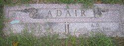 Aubrey D Adair