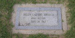 Helen <i>Calvert</i> Arnold