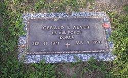 Gerald E Alvey
