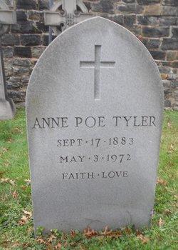 Anne Johnson <i>Poe</i> Tyler