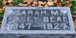 Sarah Melissa <i>Casey</i> Beal