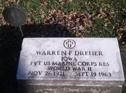 Warren Frederick Dreher