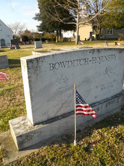 Marian Jeanette Marian <i>Hornsby</i> Bowditch