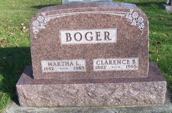 Clarence B. Boger