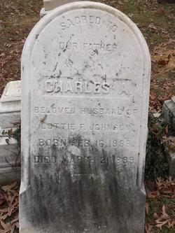 Charles A. Johnson