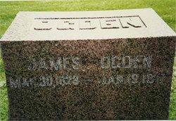 James L Ogden, Sr