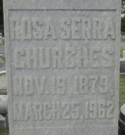 Rosa <i>Serra</i> Churches
