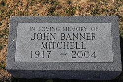 John Banner Mitchell