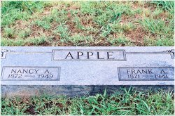 Nancy Ann <i>Fields</i> Apple
