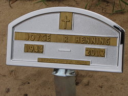 Joyce R Henning
