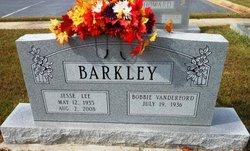 Bobbie <i>Vanderford</i> Barkley