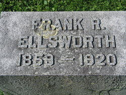 Frank R Ellsworth