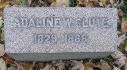 Adaline W. Clute